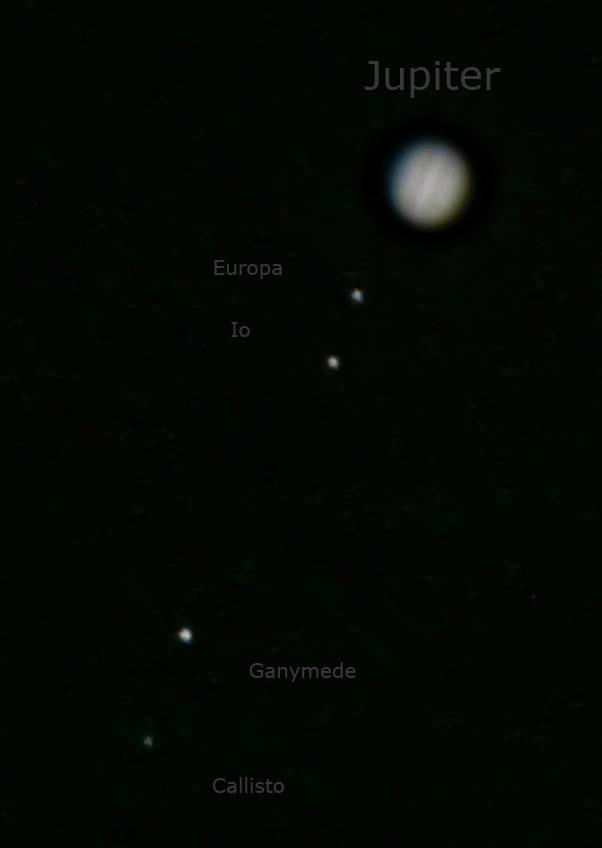 jupiter and its galilean moons - photo #25