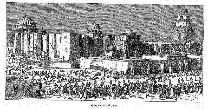 تعرف عن القيروان و مكانتها درّة العمارة الإسلاميّة بتونس  Kairouan