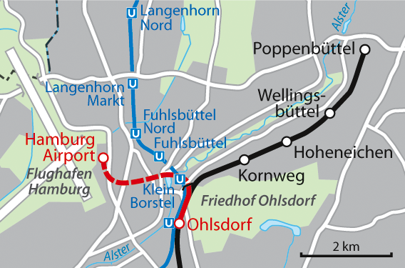 Flughafen S Bahn Hamburg Wikipedia