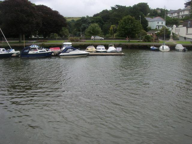 Kingsbridge Estuary - geograph.org.uk - 1576242