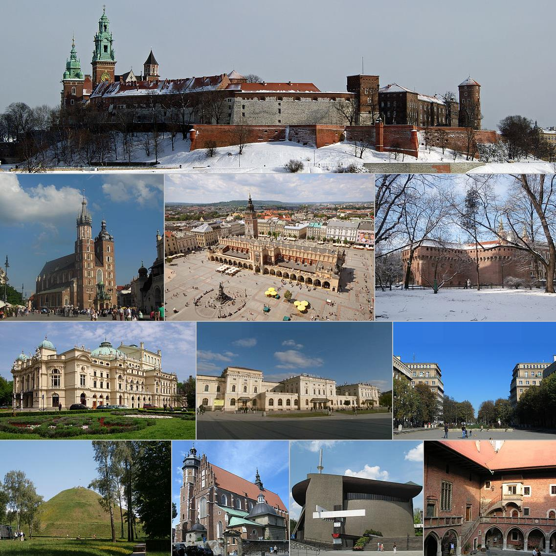 Krakow Wikipedia Wolna Encyklopedia