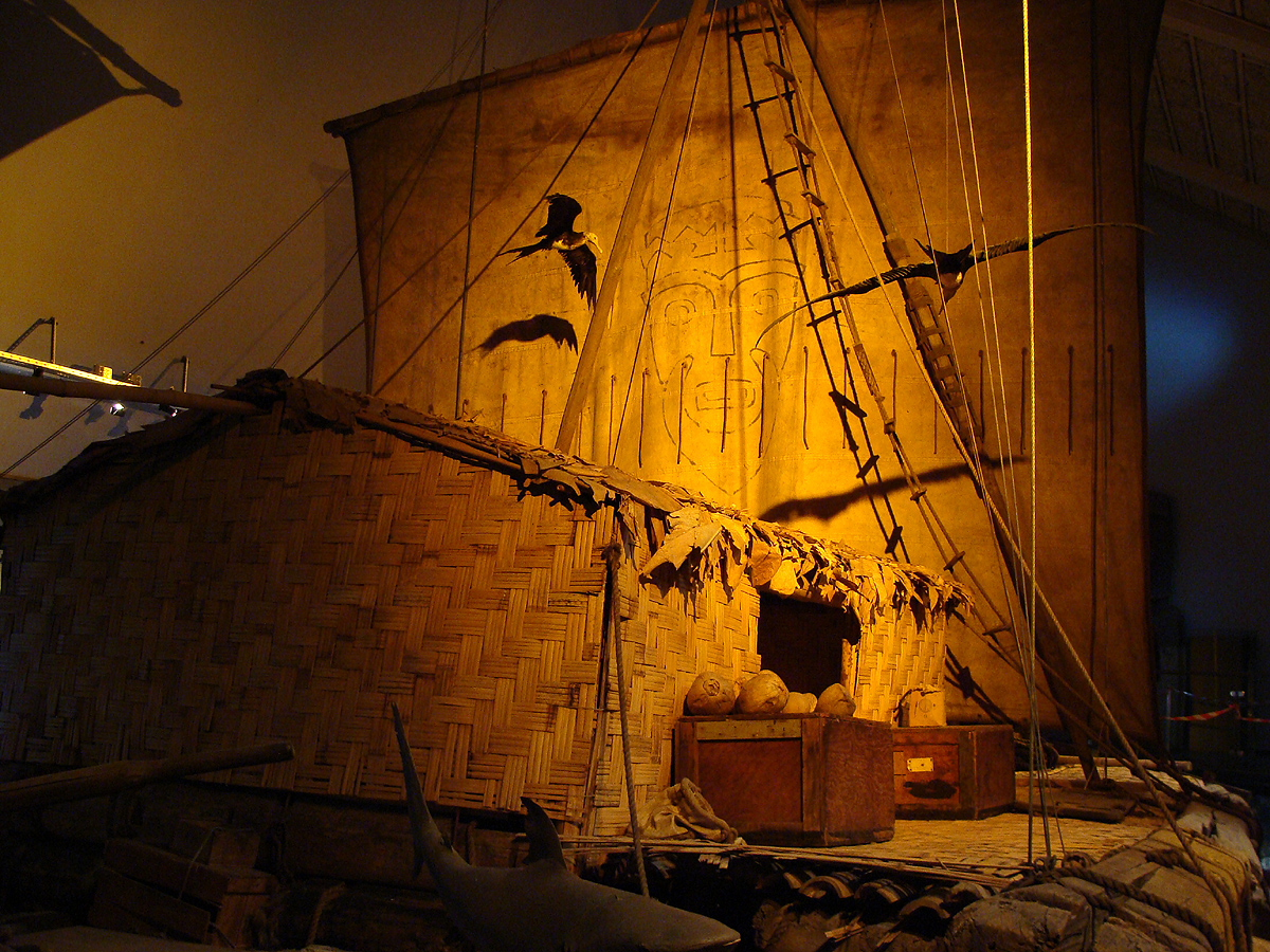 Expedition Made Successful Return From >> Kon Tiki Expedition Wikipedia