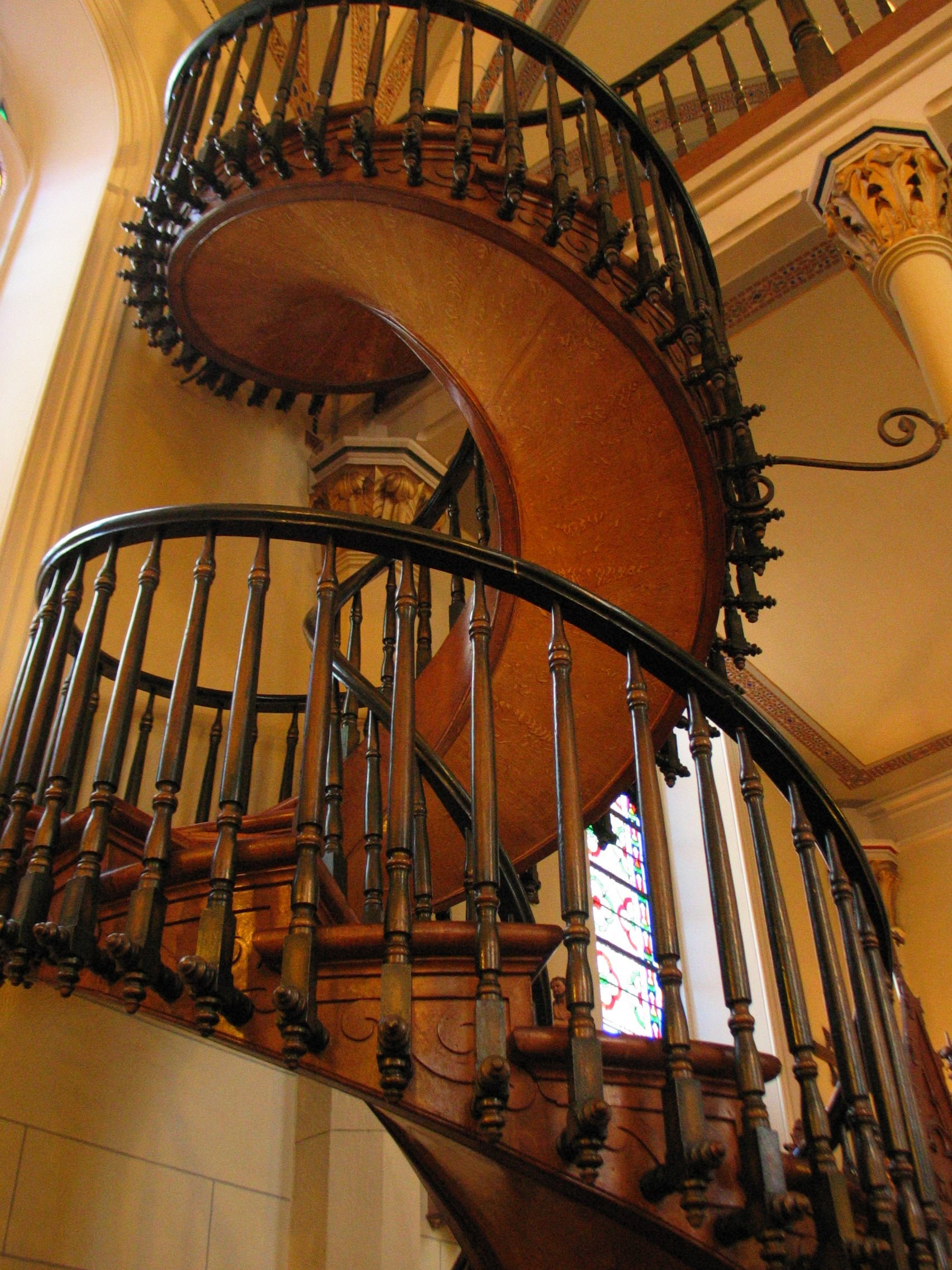 "The ""Miraculous Stairs"""