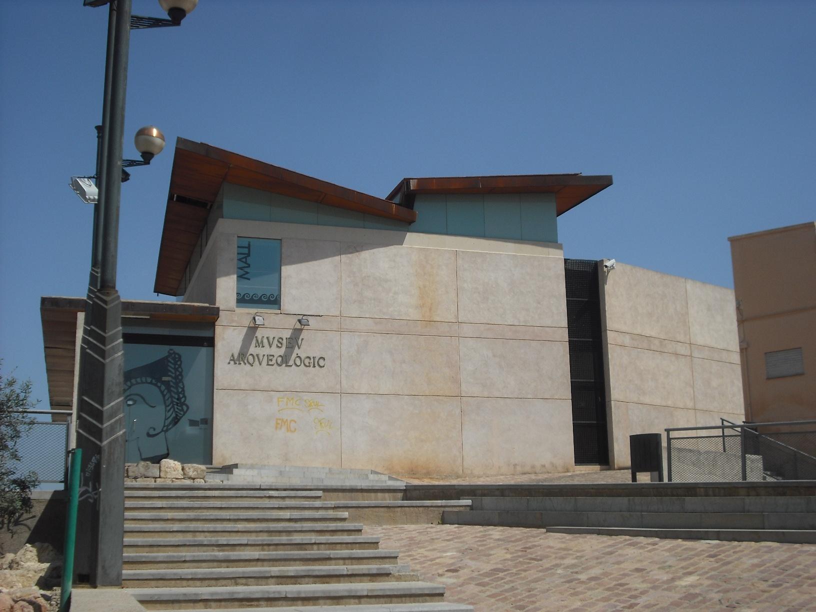 museu arqueologic: