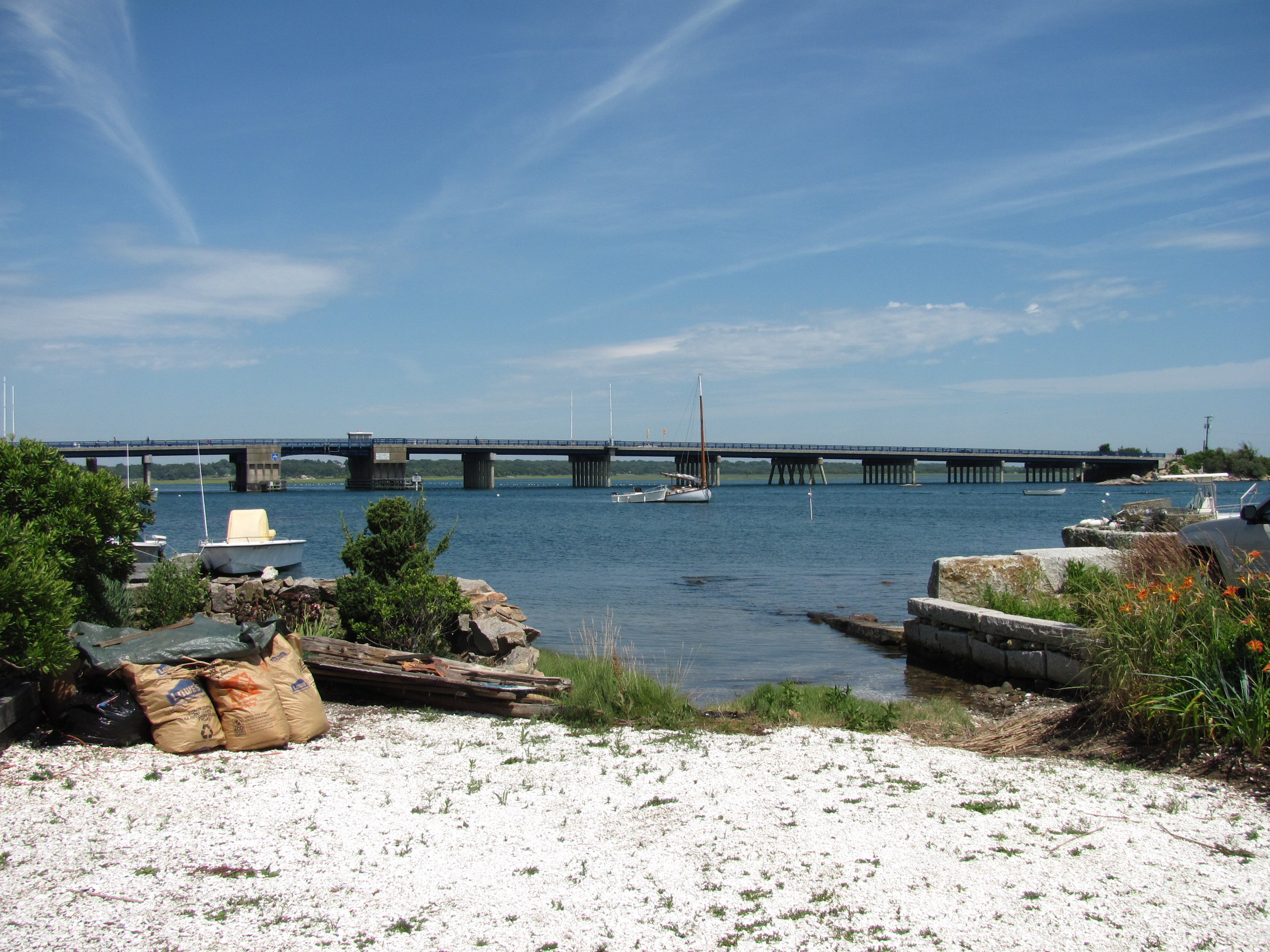 File Ma Route 88 Bridge Over The Westport River Westport