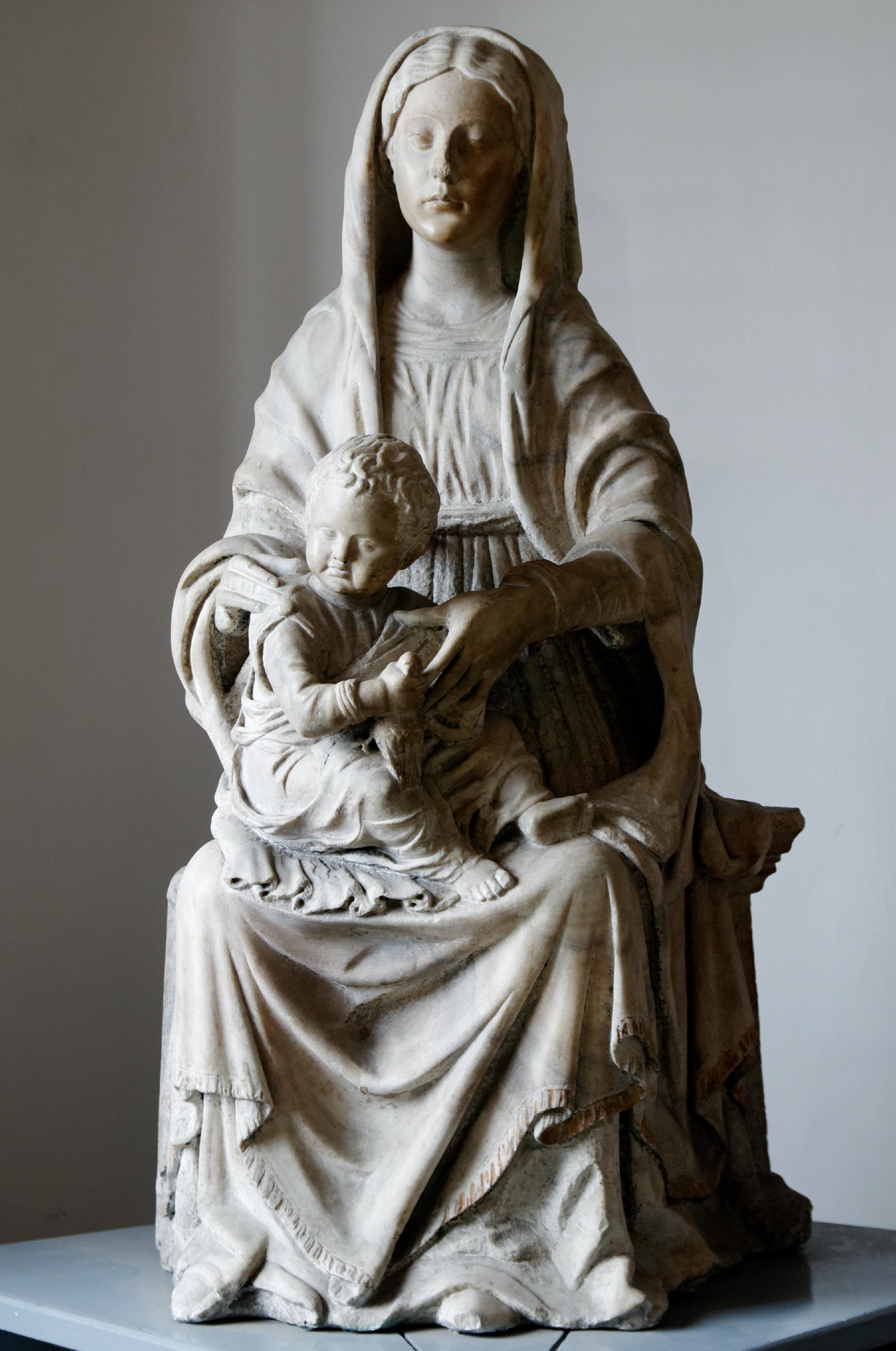 museo civico di castel nuovo - wikipedia - Soggiorno Di Giotto A Napoli 2