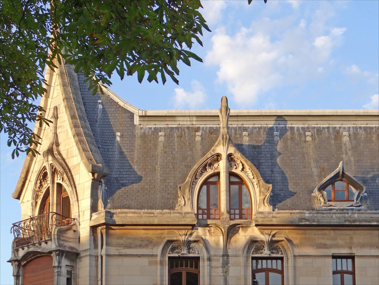 Description Maison Bergeret de style art nouveau (Nancy) (7979232650 ...