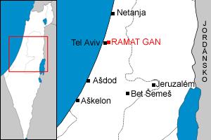 FileMap Of Ramat Gan Cspng Wikimedia Commons - Ramat gan map