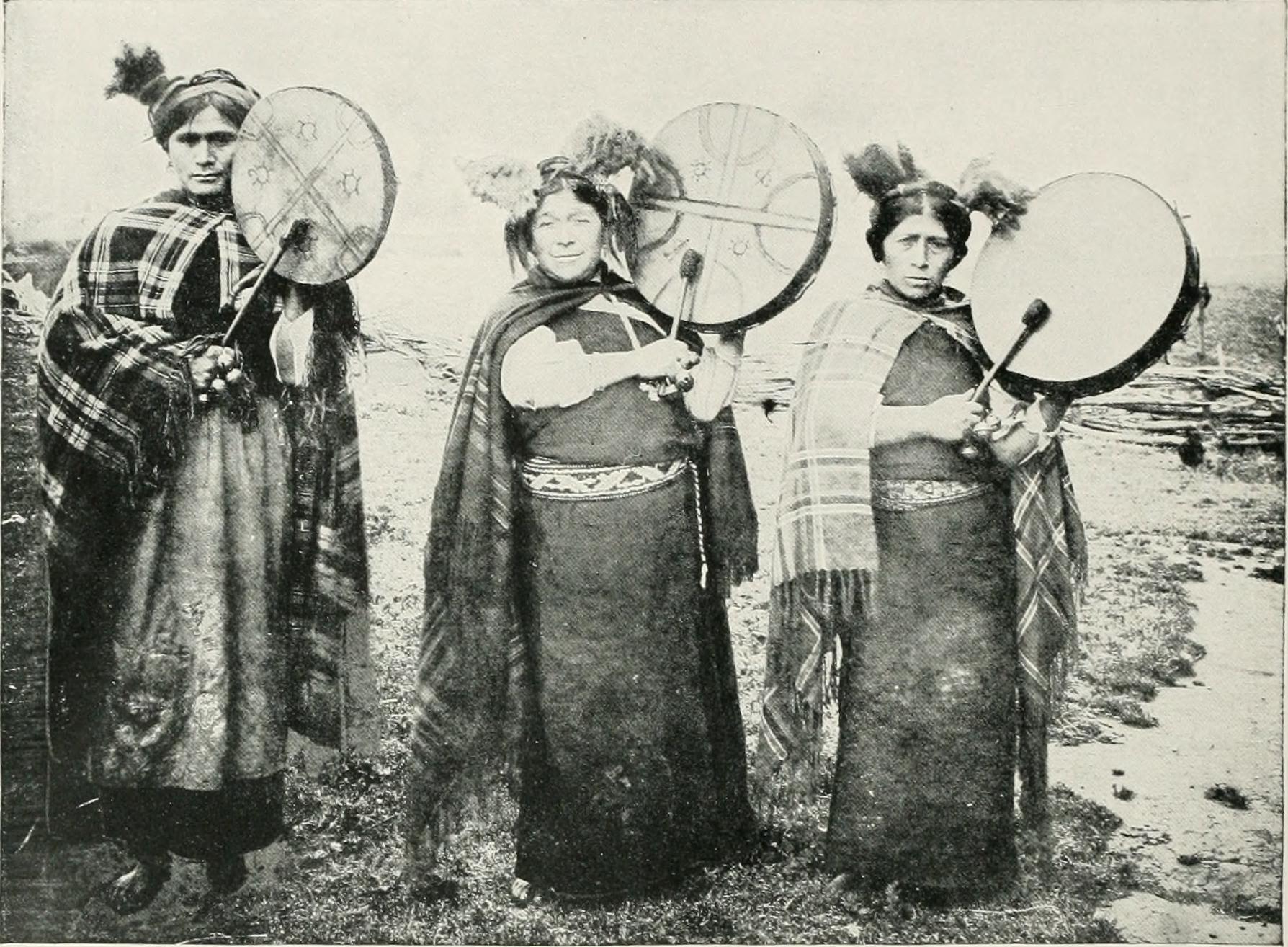 los mapuches y la invasion a argentina - historia -