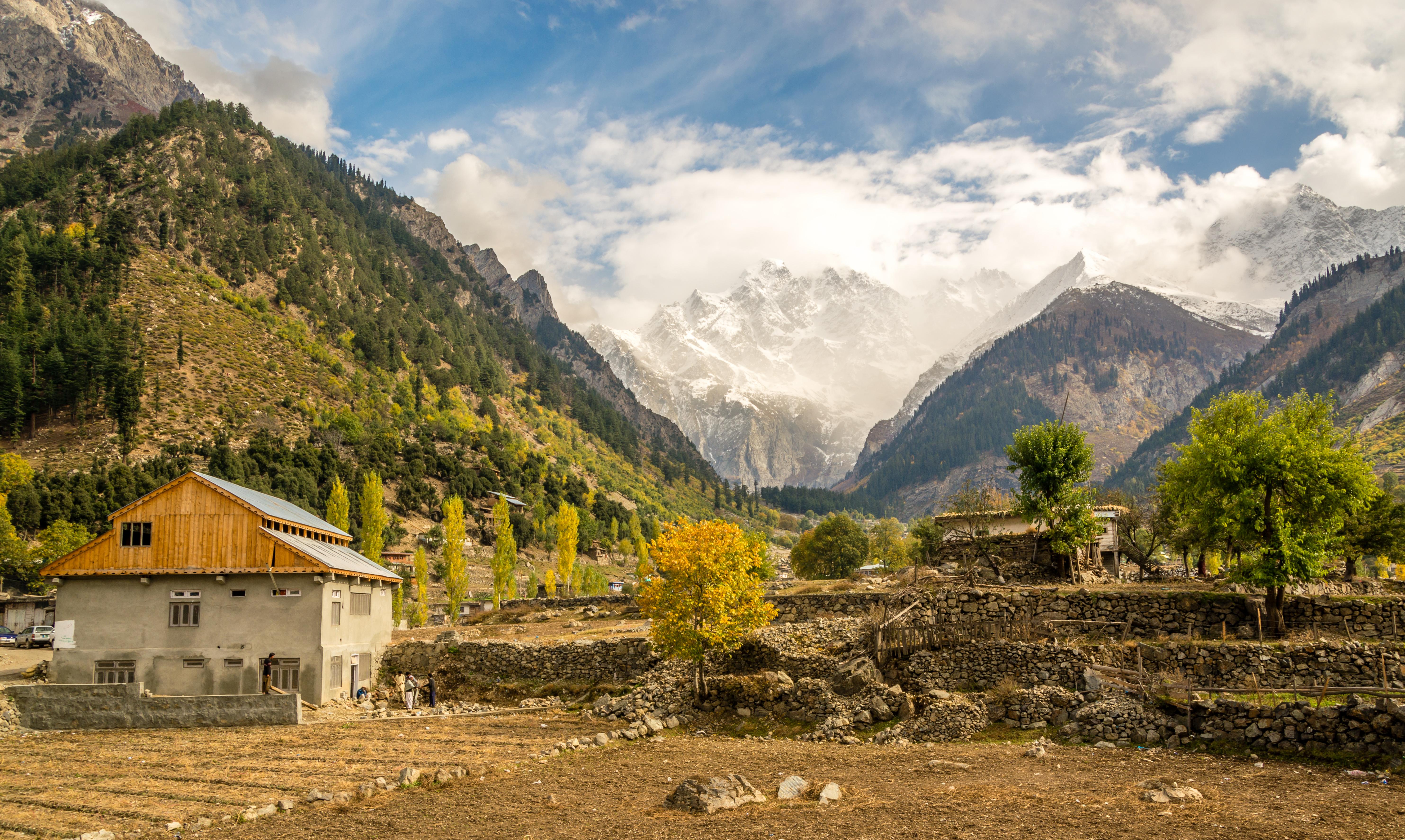 KPK Photo: File:Matilton Village, Swat, KPK.JPG