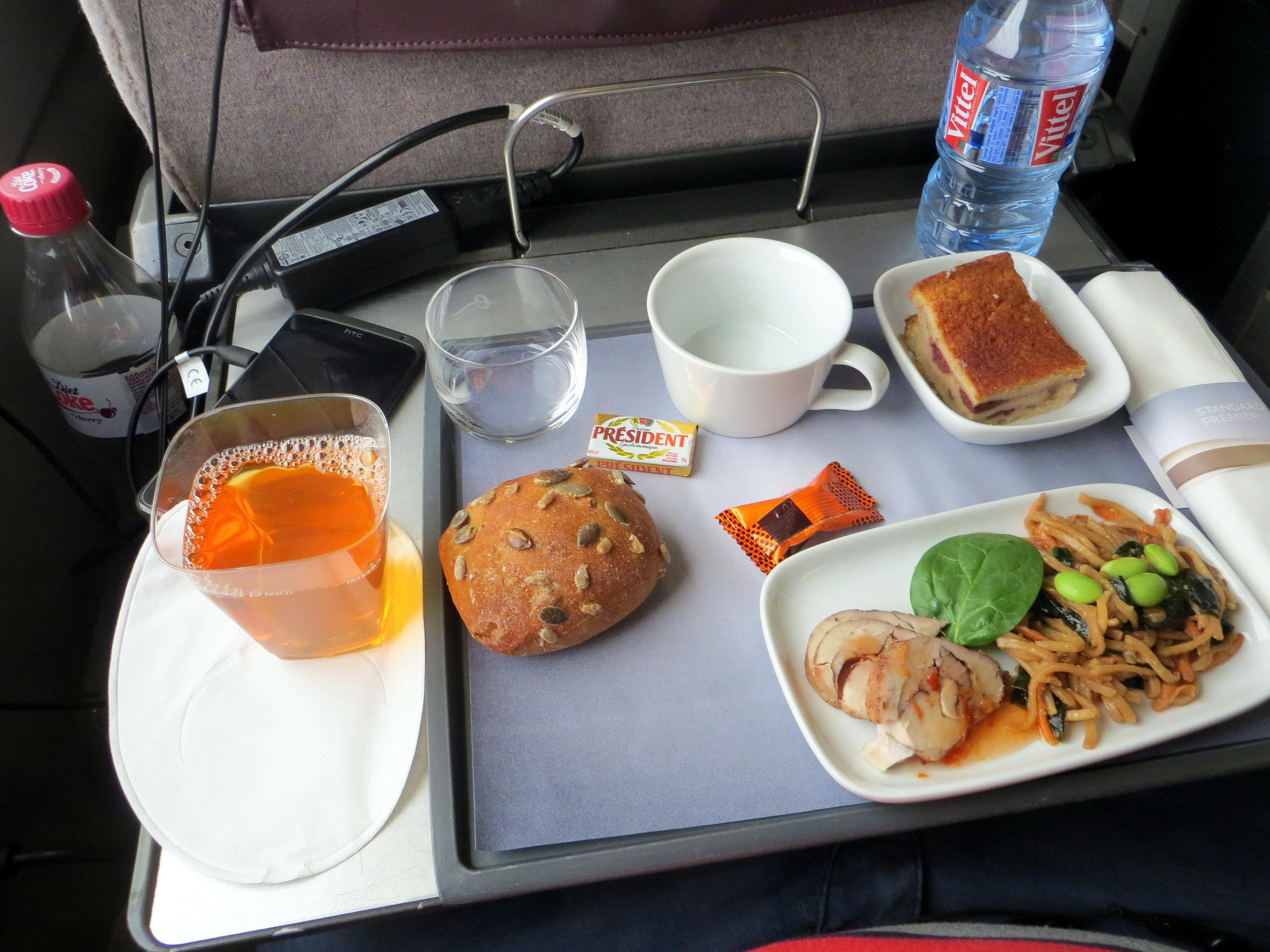 File meal on eurostar standard premier 13229208505 jpg for B b amsterdam