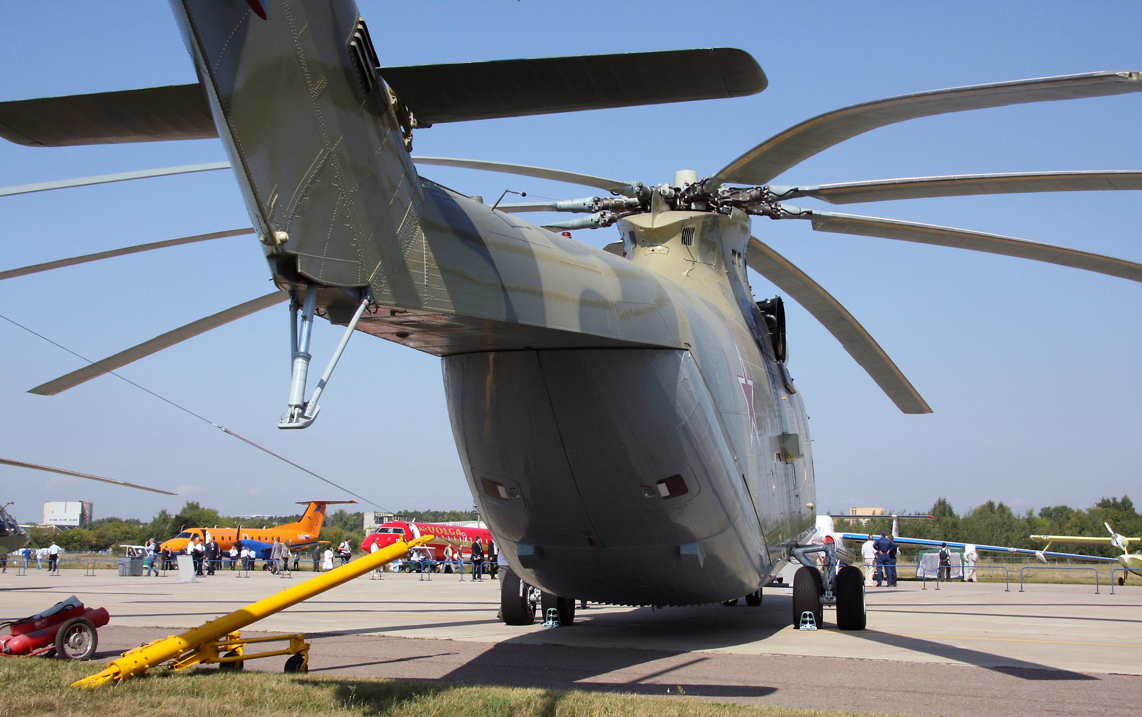 Обои Mexican Air Force, ВВС Мексики, mi-26, Ми-26. Авиация foto 17