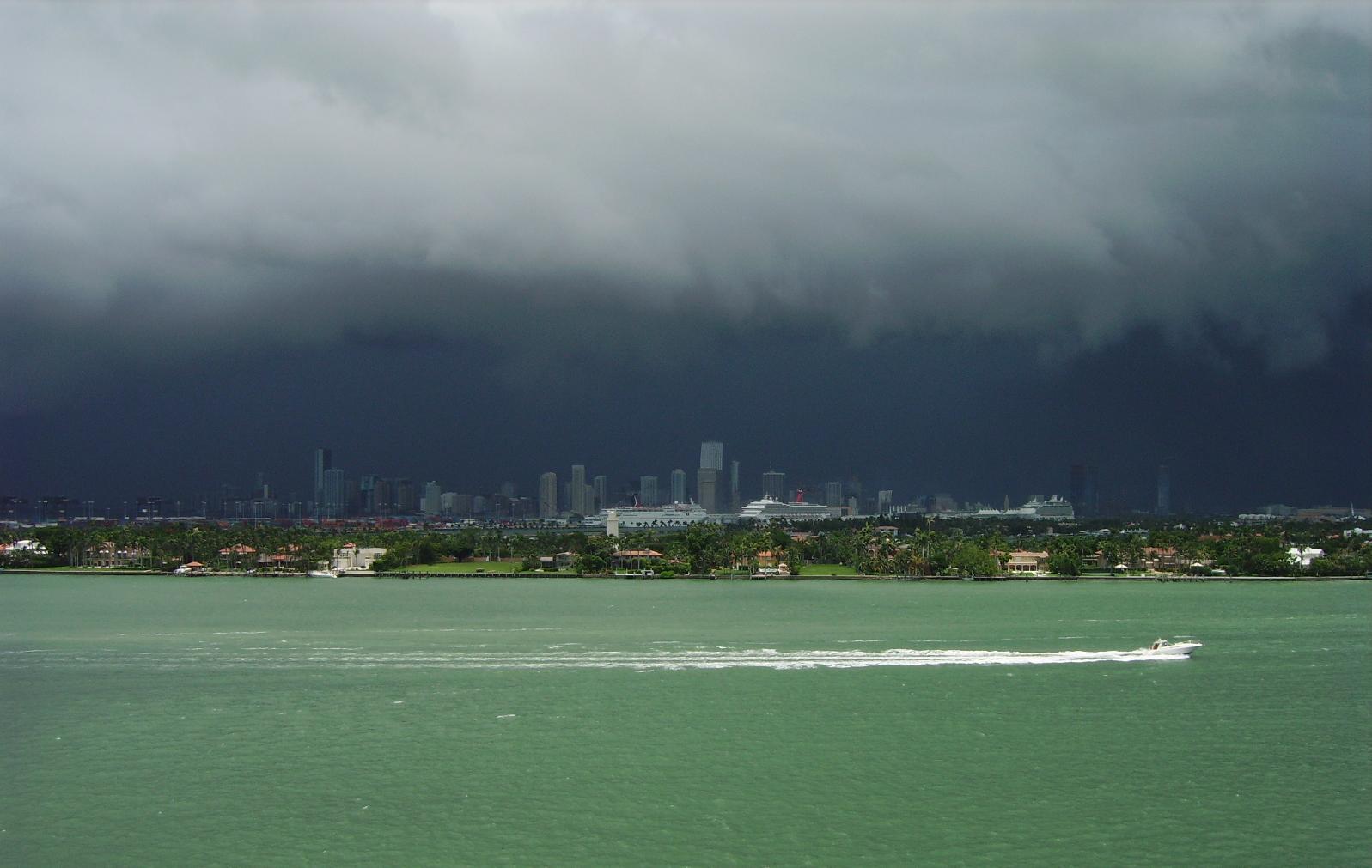 Florida Rain Storm