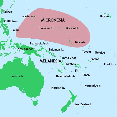 Micronesian Cultural Area