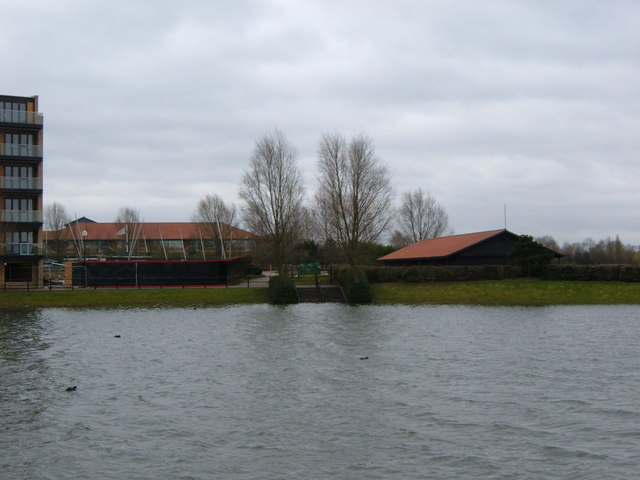 Milton Keynes Rowing Club, Caldecotte - geograph.org.uk - 731164