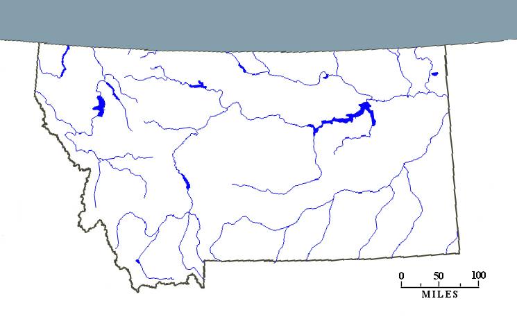 FileMontana Rivers And Lakesjpg Wikimedia Commons - Montana rivers map
