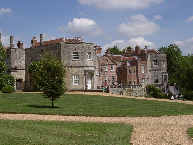 Mottisfont Abbey, Hampshire