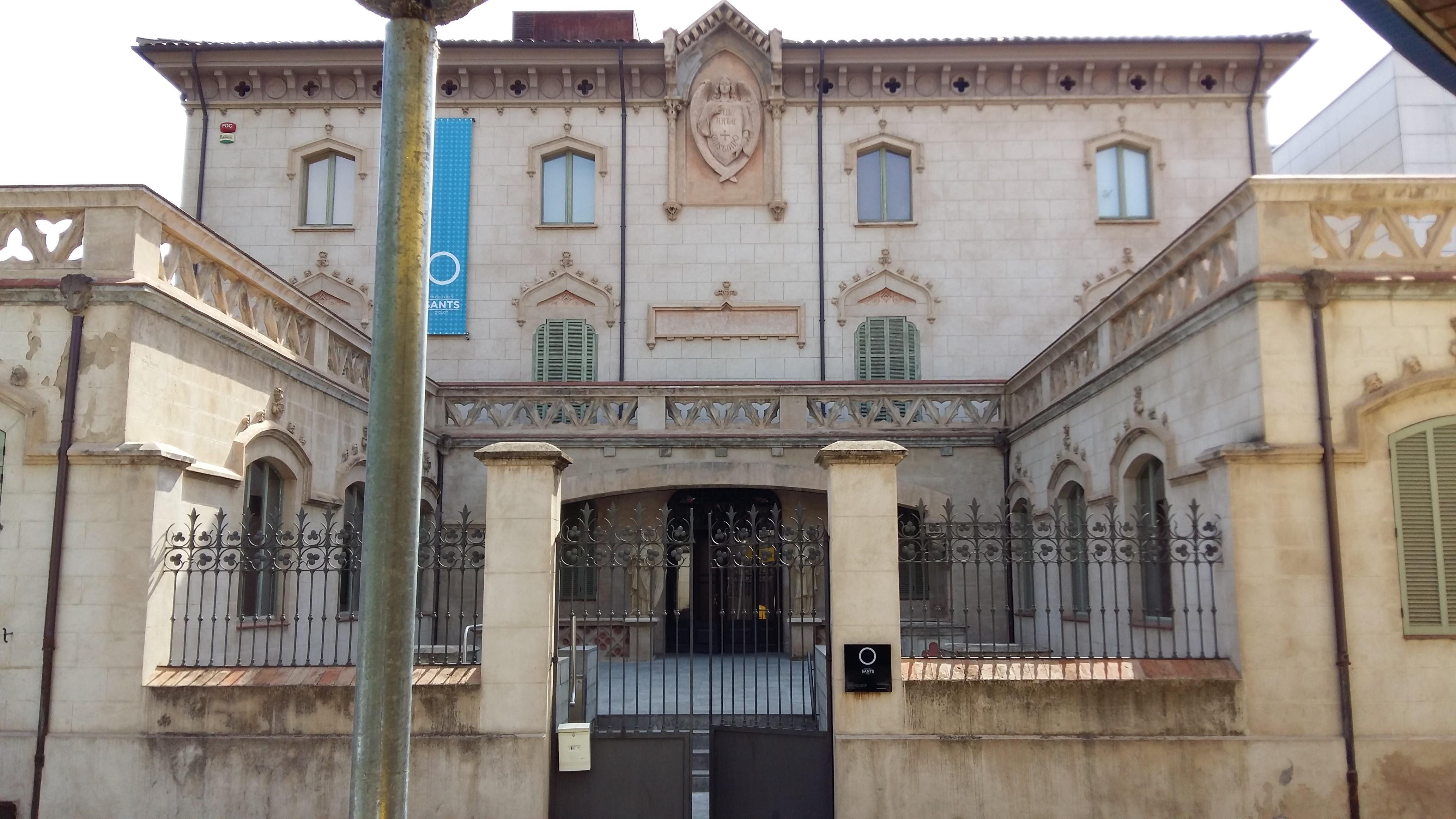 Resultado de imagen de museu dels sants olot