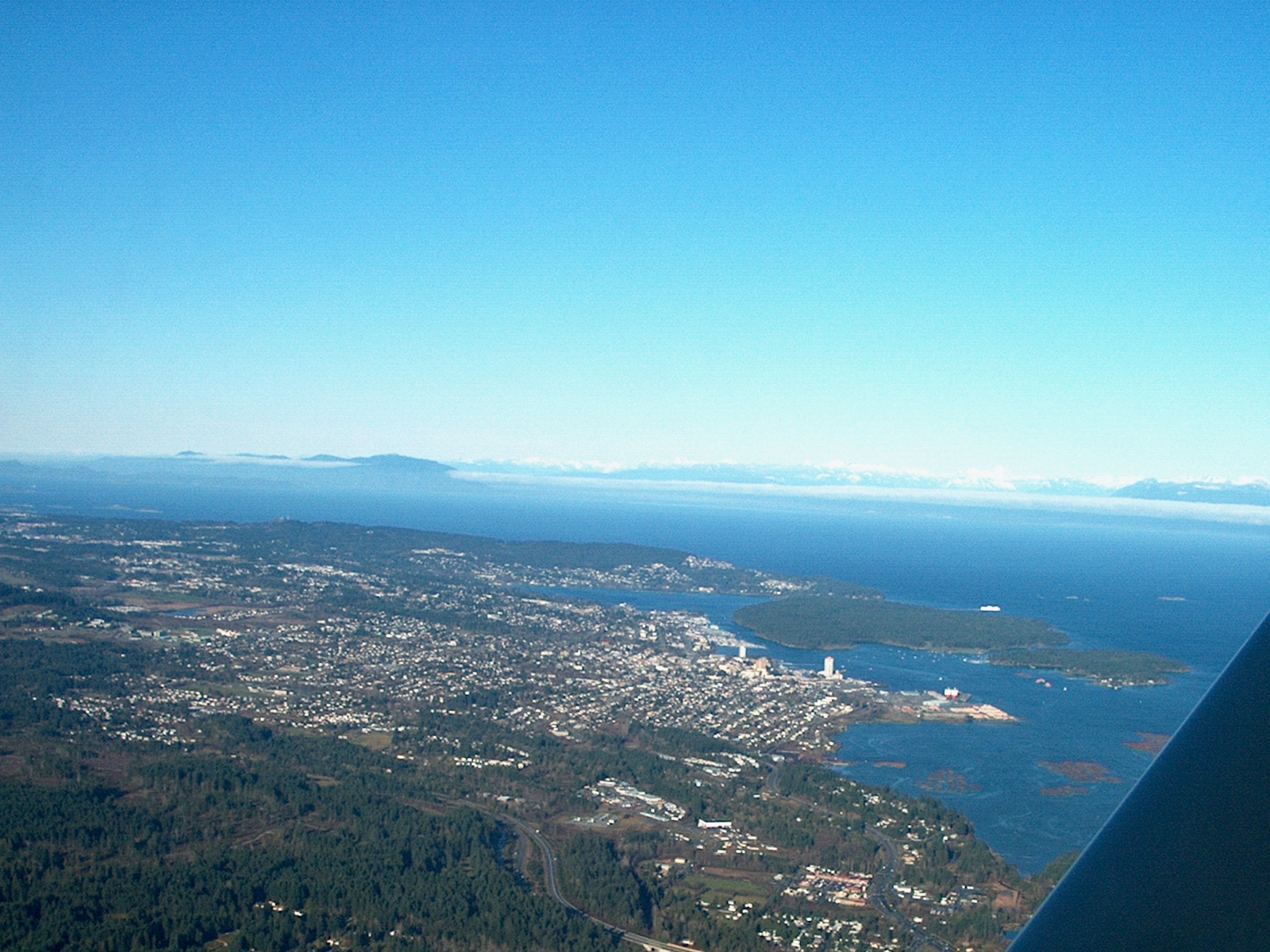 Vancouver Island Aerial Imaging