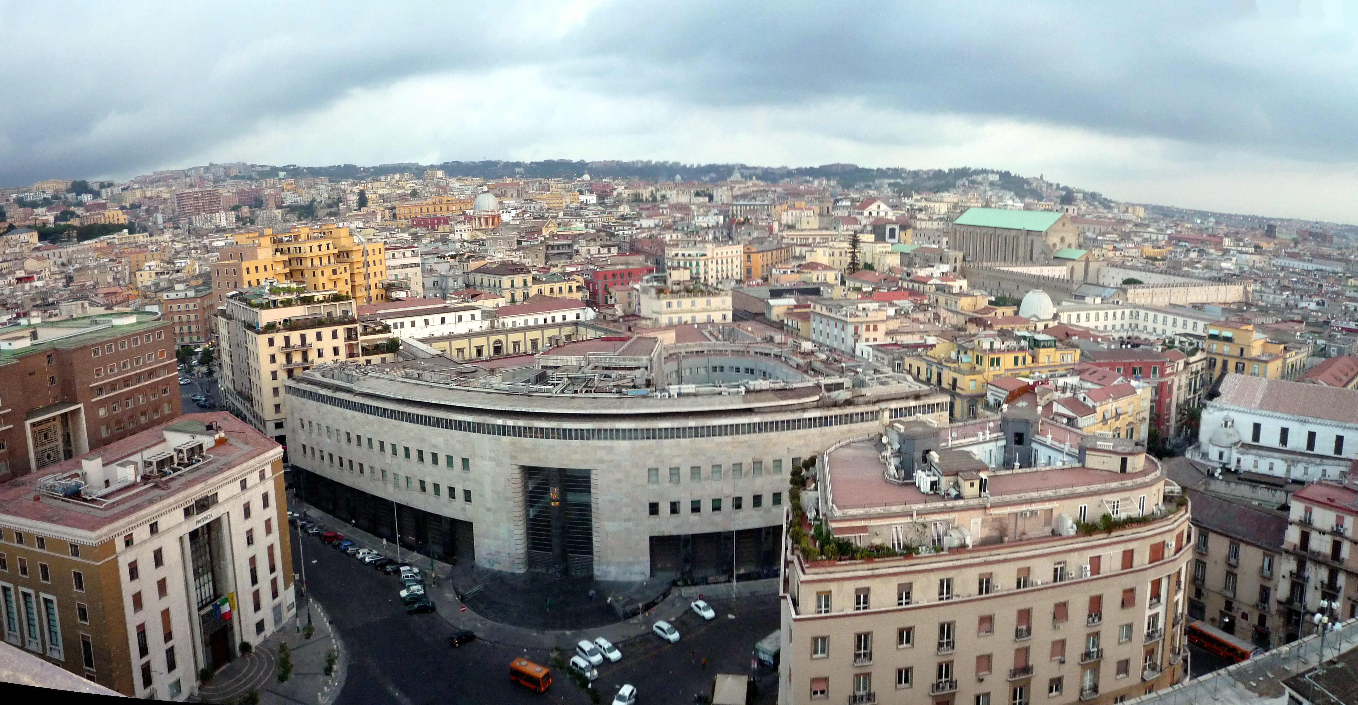 File Napoli View From Jolly Hotel