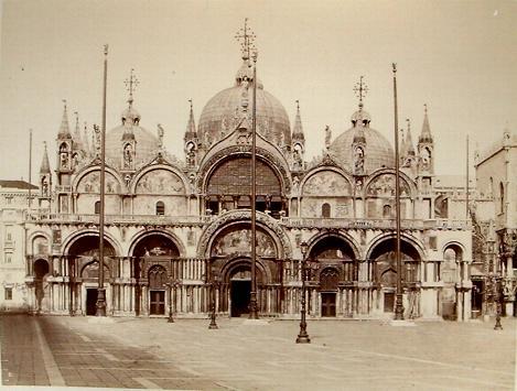 Naya, Carlo (1816-1882) - Venezia - Basilica di San Marco