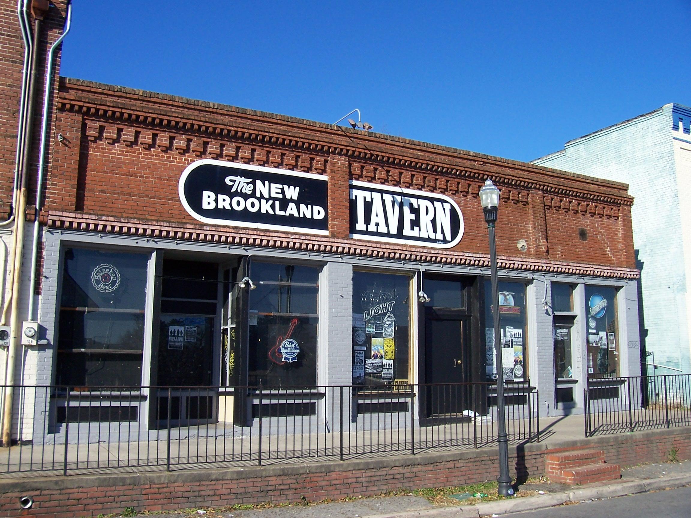 new brookland tavern wikipedia