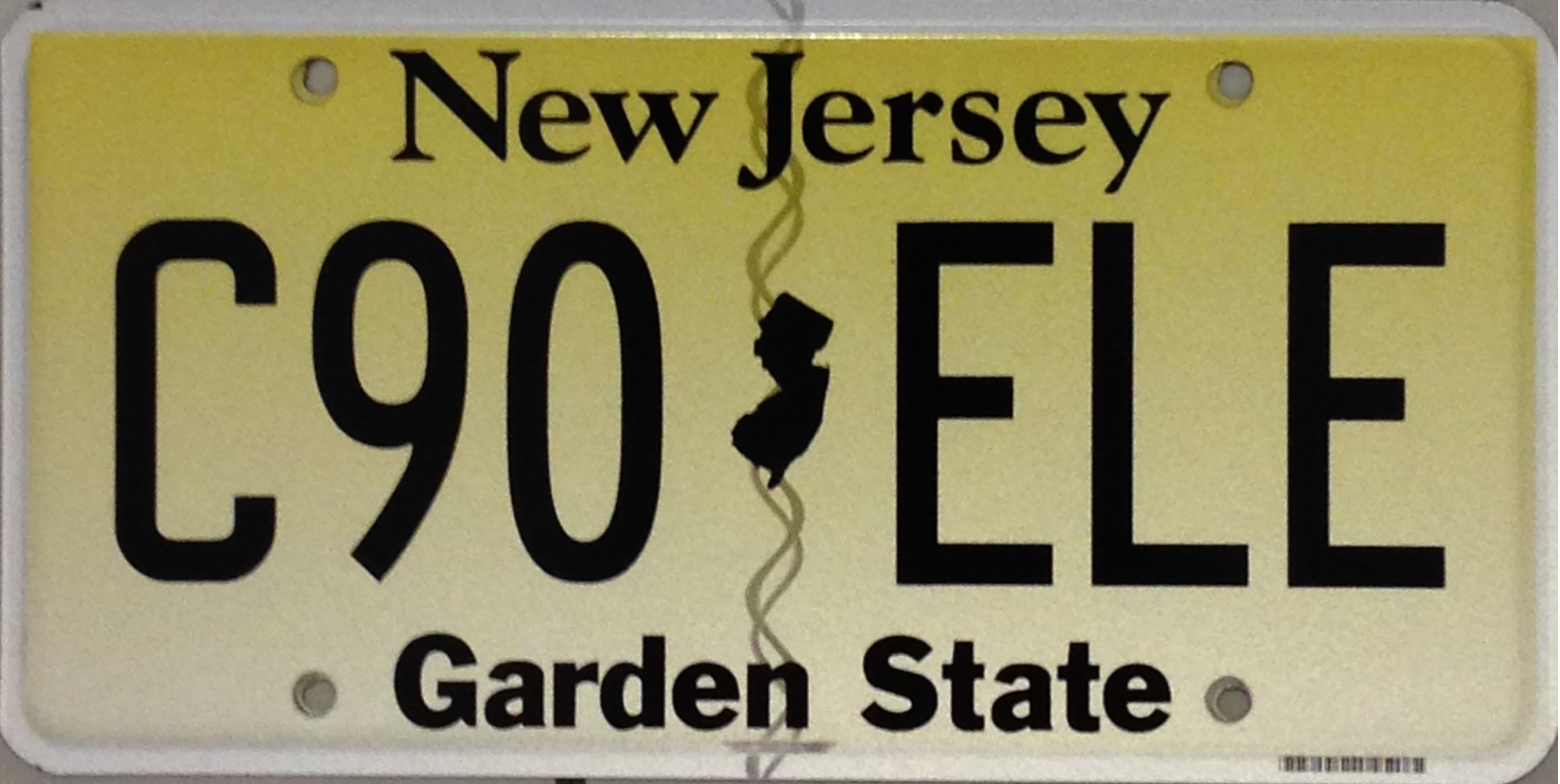 image regarding Printable Temporary License Plate Template named Car registration plates of Clean Jersey - Wikipedia