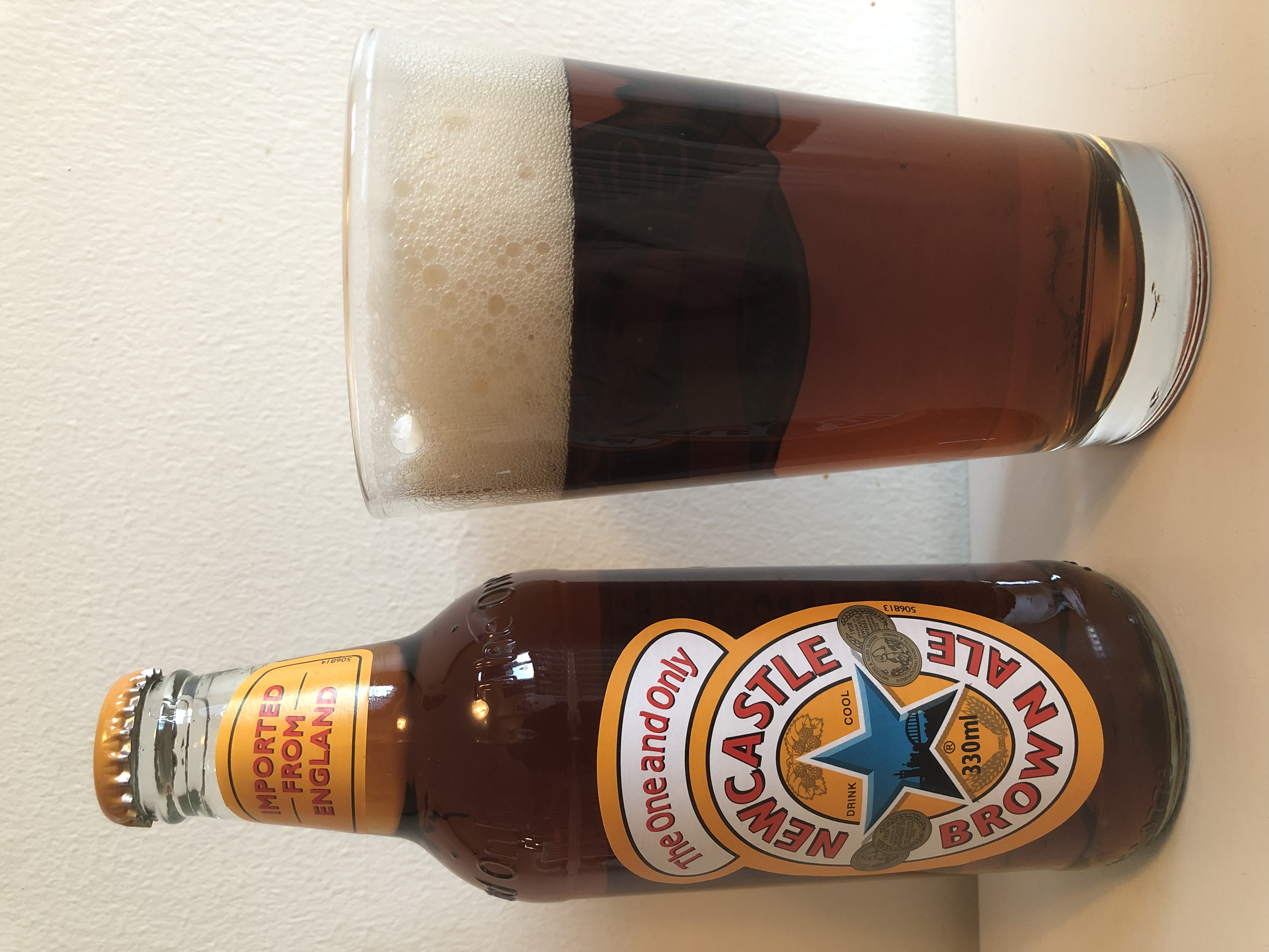 Newcastle Brown Ale - Wikipedia