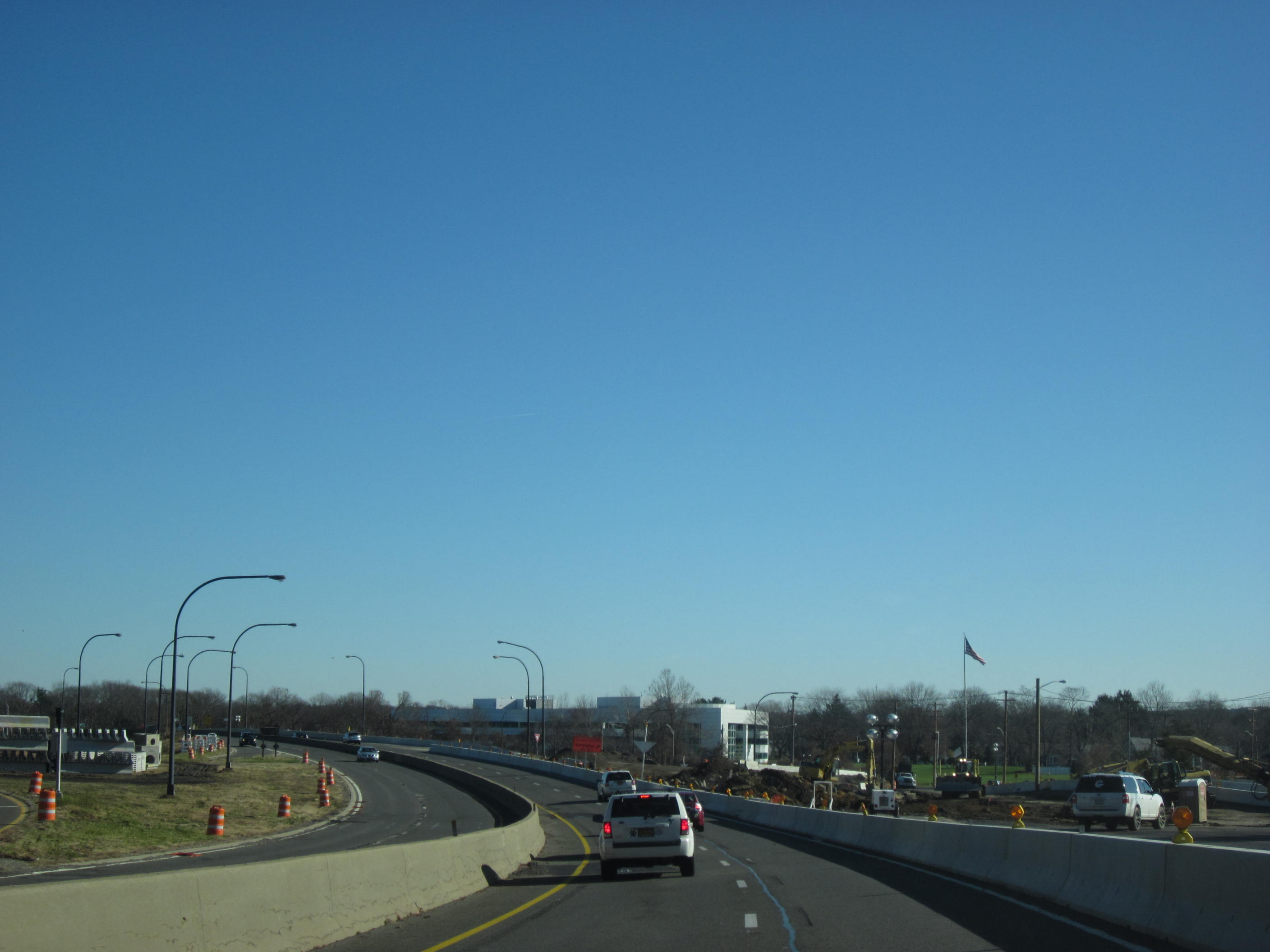 Northern State Parkway To Long Island Expressway