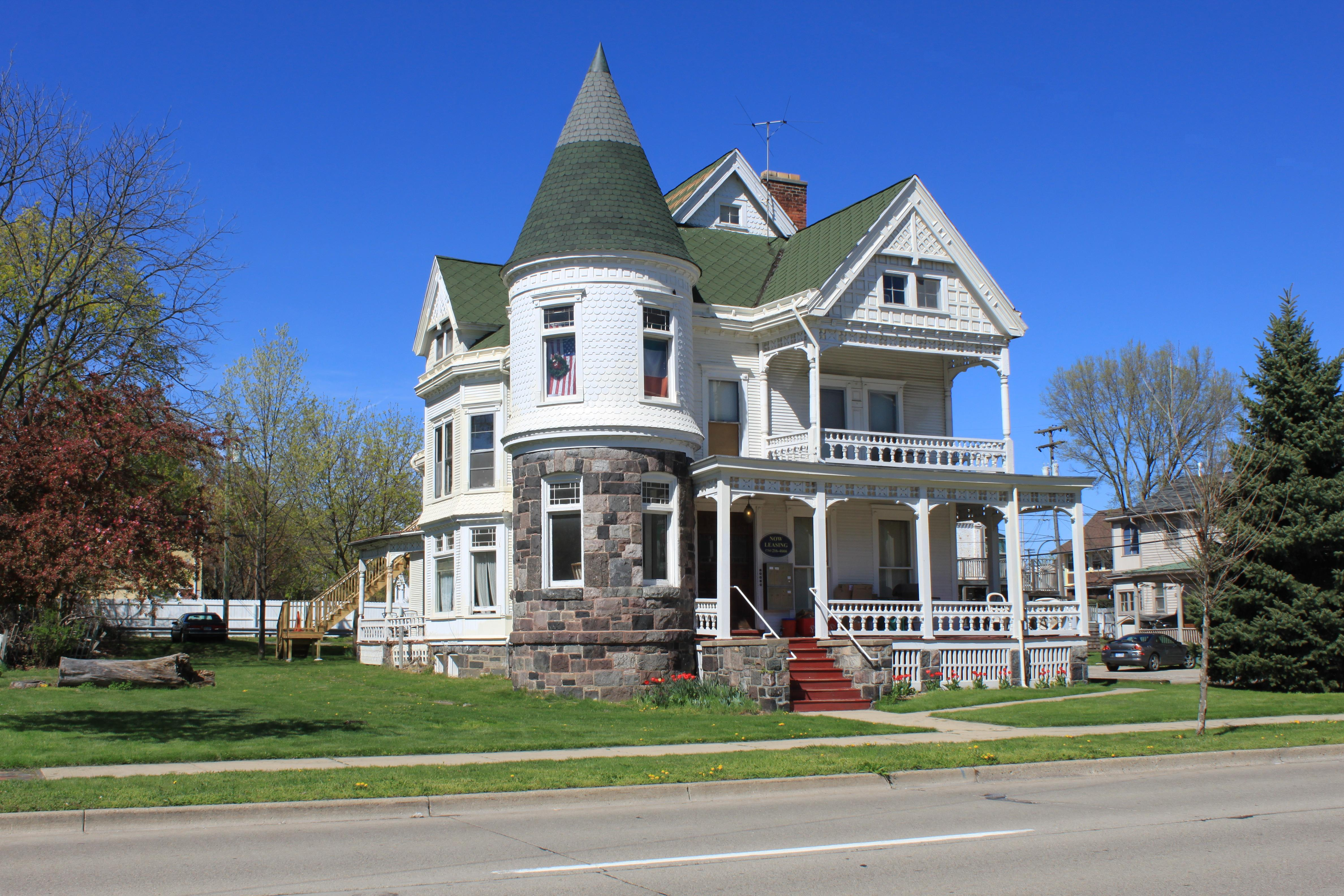 File Old House 114 South Huron Ypsilanti Michigan Jpg