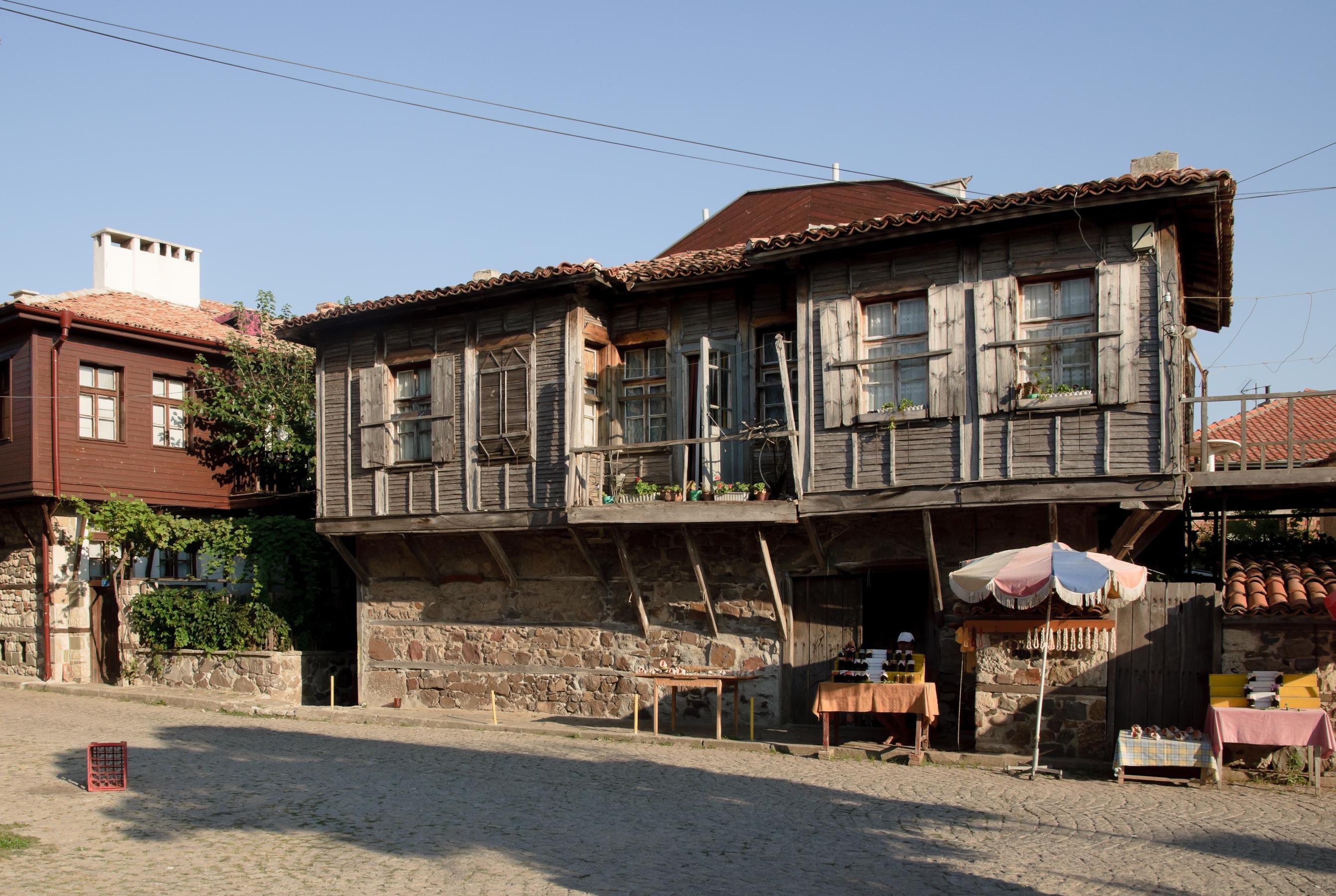 File:Old town Sozopol....