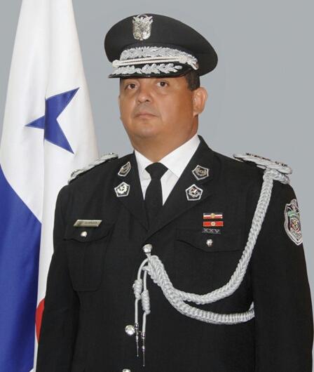 director general de la policia: