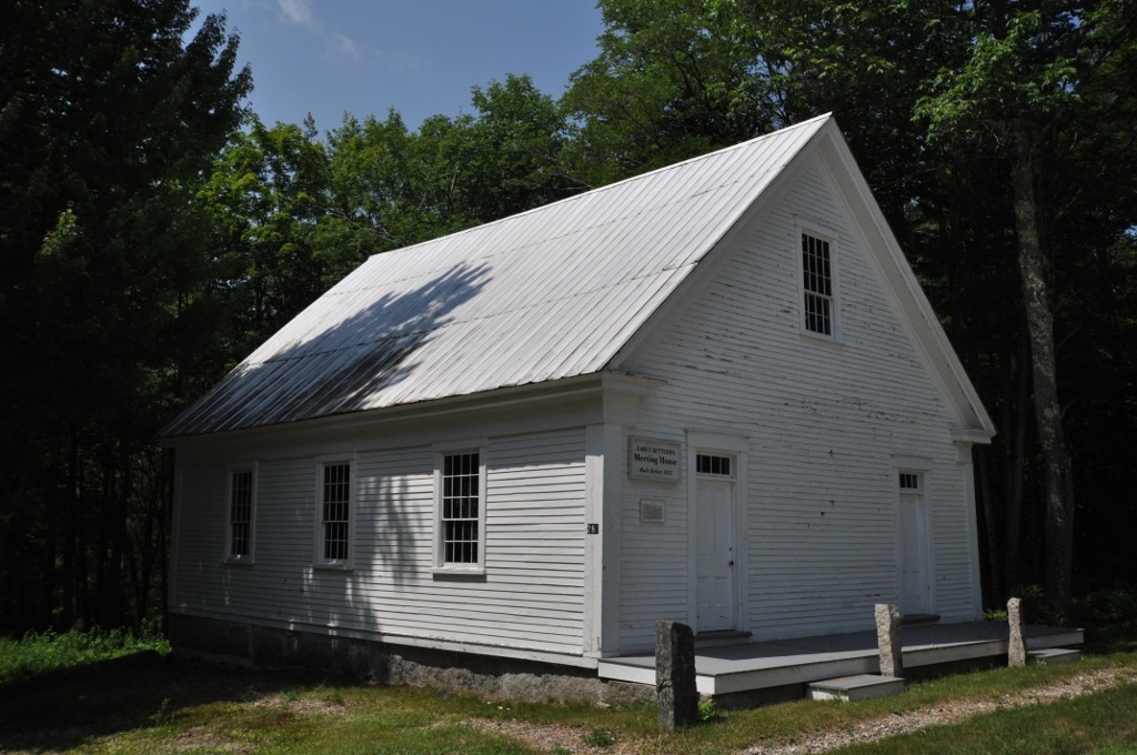 Early Settlers Meeting House Wikipedia