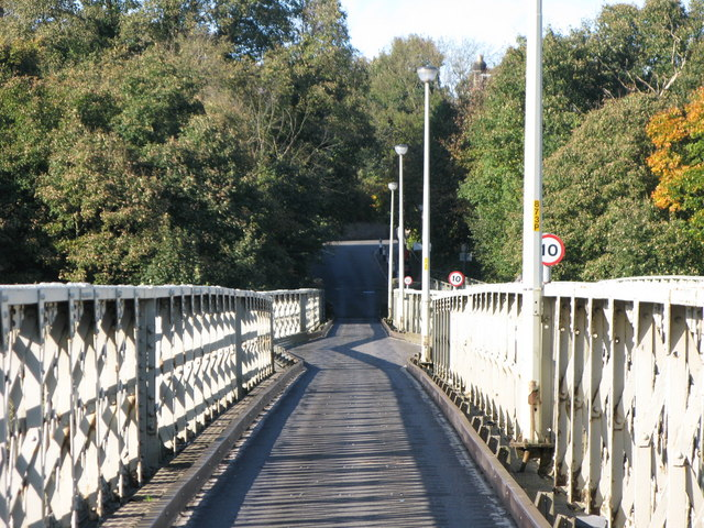 Ovingham bridge - geograph.org.uk - 1043930
