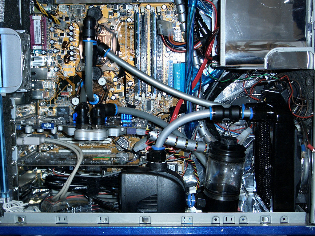 Water Cool Pc Chat Room