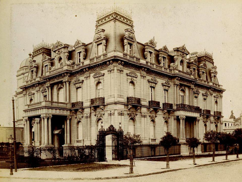 Palacio ortiz basualdo plaza san mart n wikipedia la for Diseno de interiores siglo xix