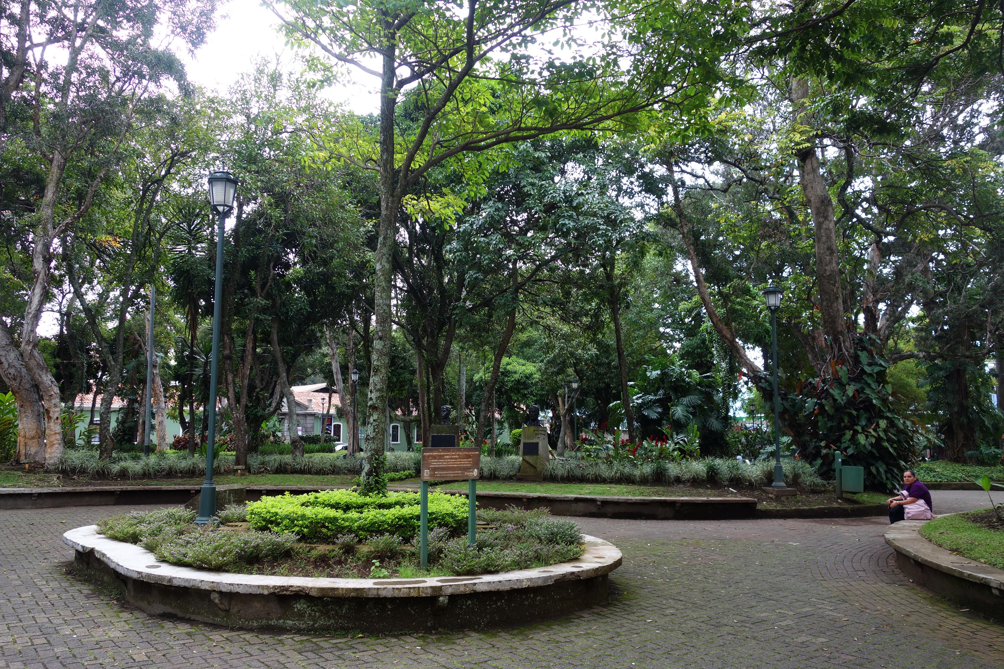 Archivo:Parque España San José.jpg - Wikipedia, la enciclopedia libre