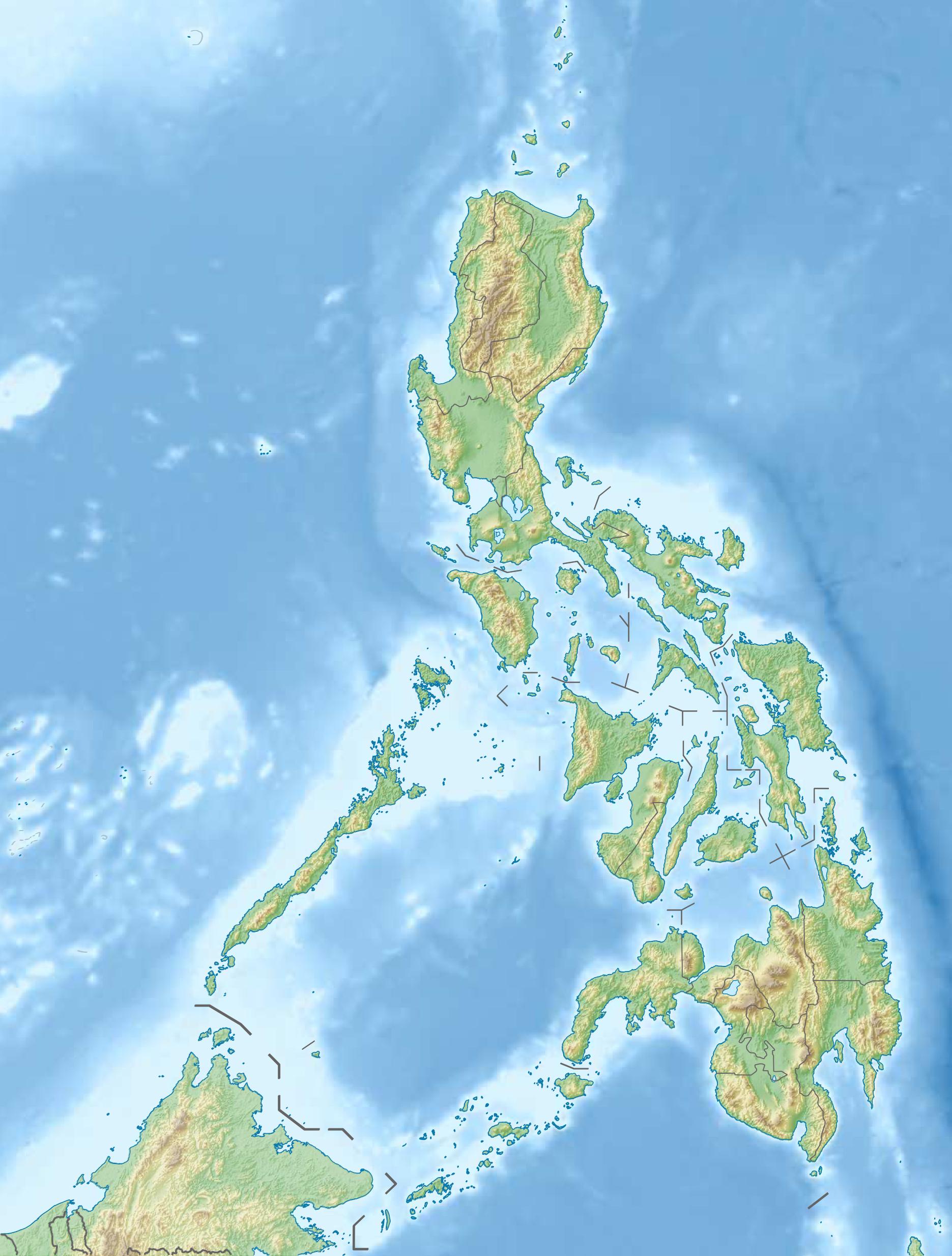 Binalpagan negros westlichen Philippinen
