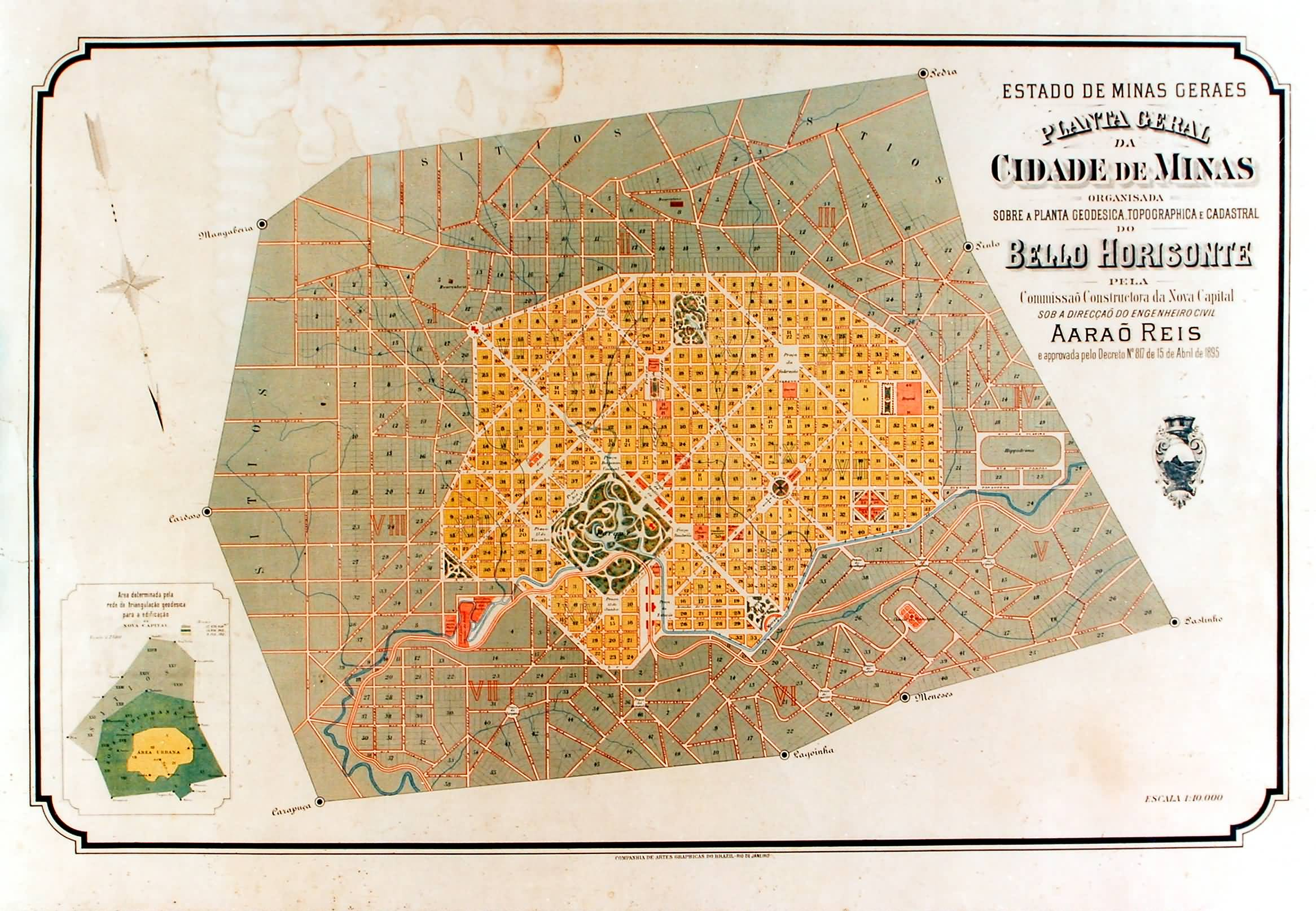 География ЧМ-2014. Белу-Оризонти - изображение 4