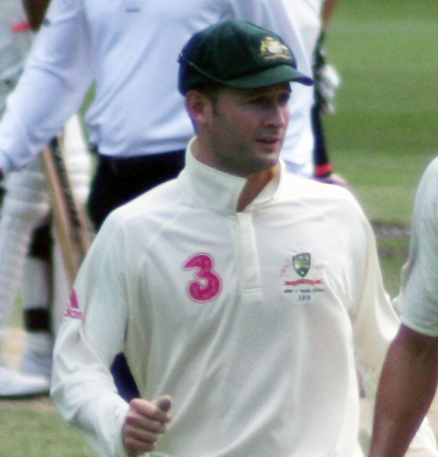 23730b4cd Michael Clarke (cricketer) - Wikipedia
