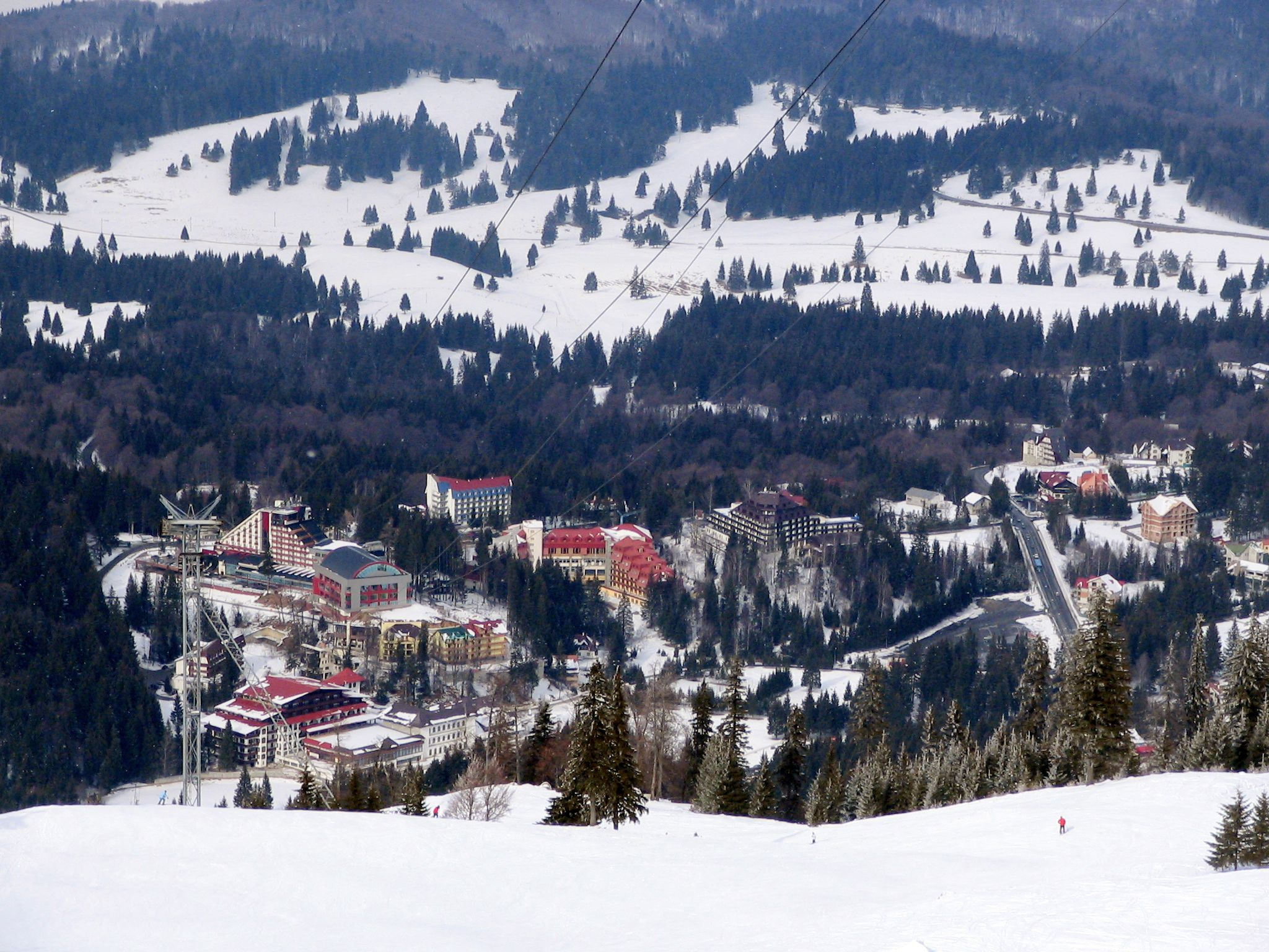 Poiana Brasov Romania  City new picture : Description Poiana Brasov