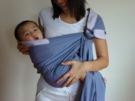 Ring Sling Carries By Age