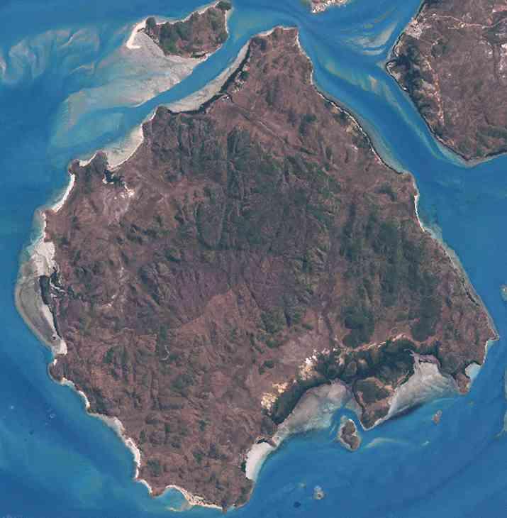 Inner Islands Torres Strait Island