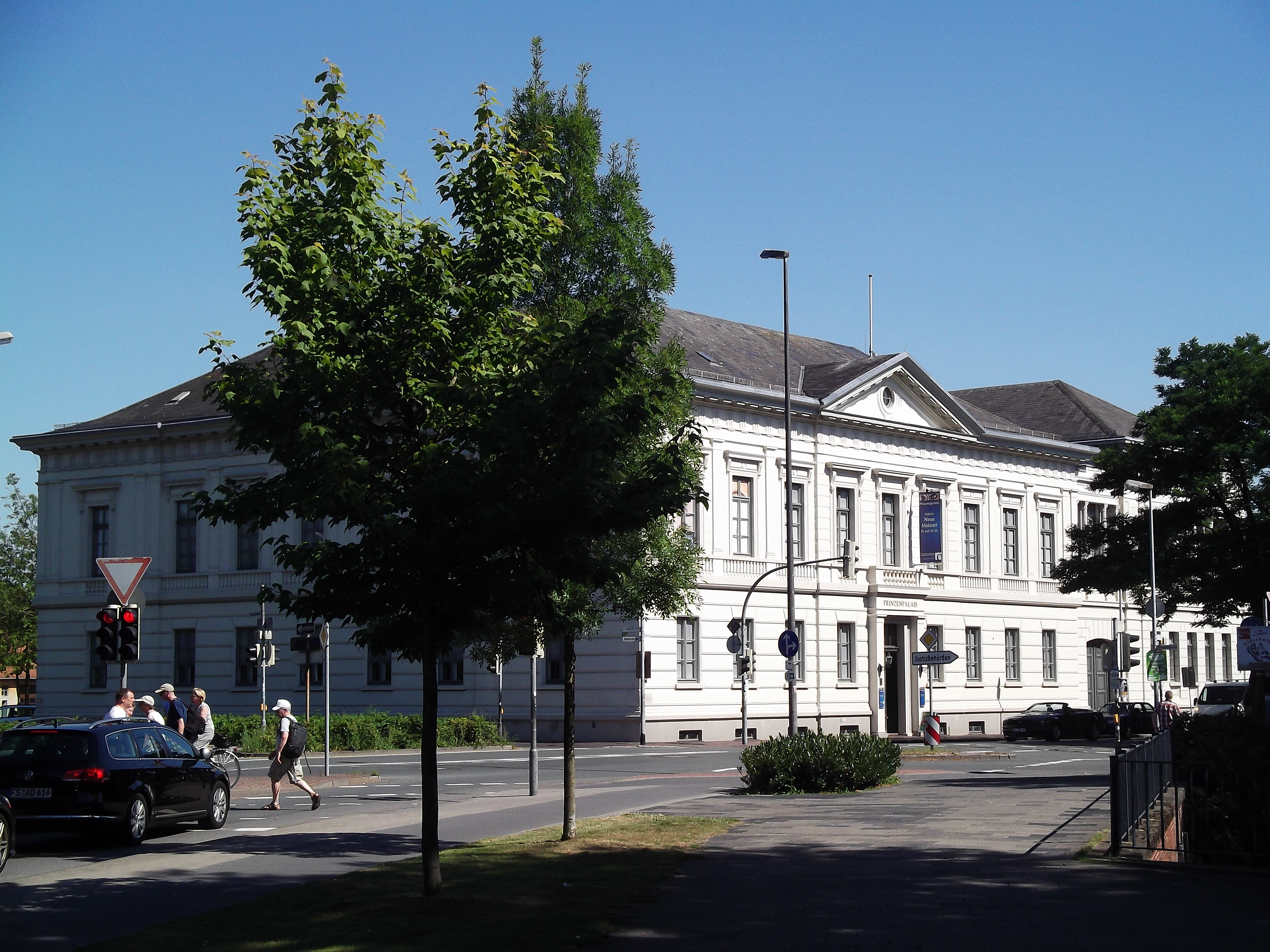 file prinzenpalais in oldenburg oldb von 1946 bis 1959 graf anton g nther schule oldenburg. Black Bedroom Furniture Sets. Home Design Ideas