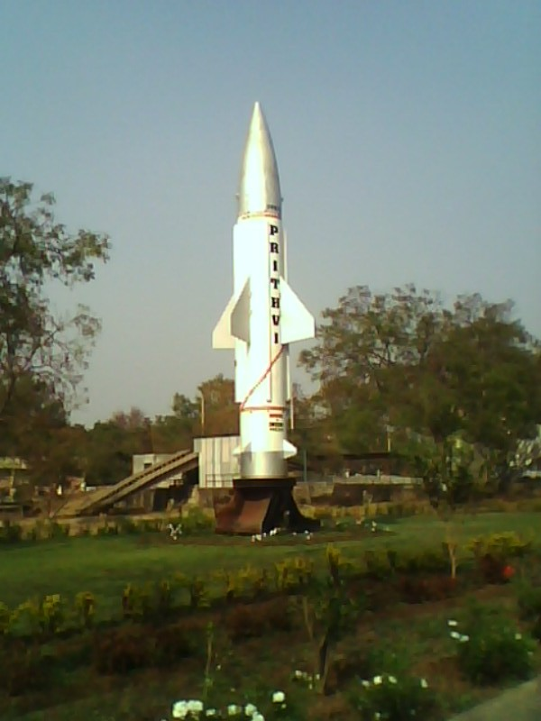 File:Prithvi Missile at DRDO Pune Dighi.jpg - Wikimedia Commons
