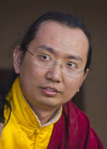 Sakya Trizin Buddhist Lama