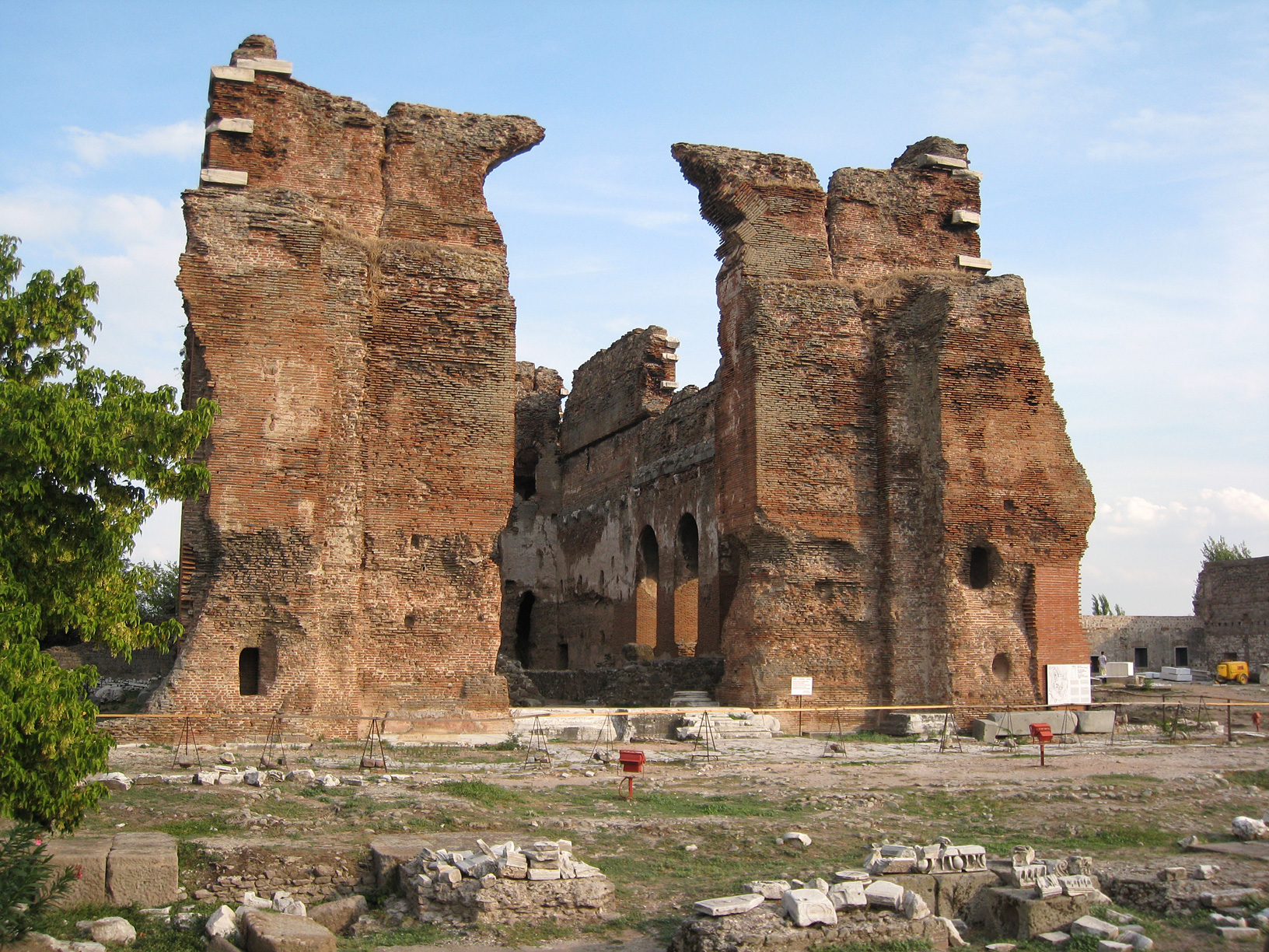 Bilderesultat for temple to serapis at pergamum