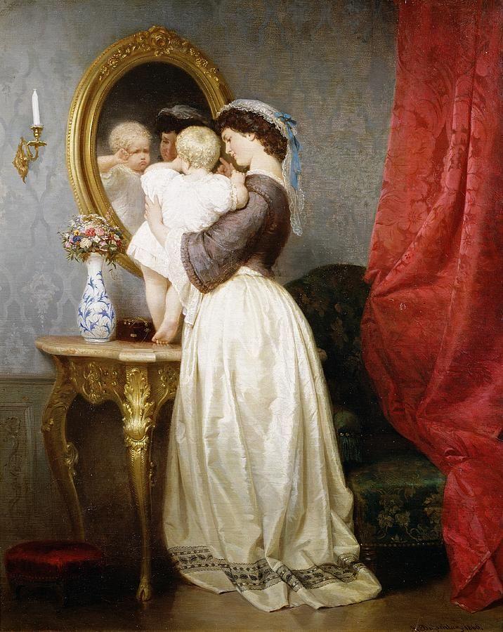 Robert Beyschlag - Reflections Of Maternal Love.jpg