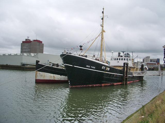Ross Tiger, Alexandra Dock, Grimsby - geograph.org.uk - 858978