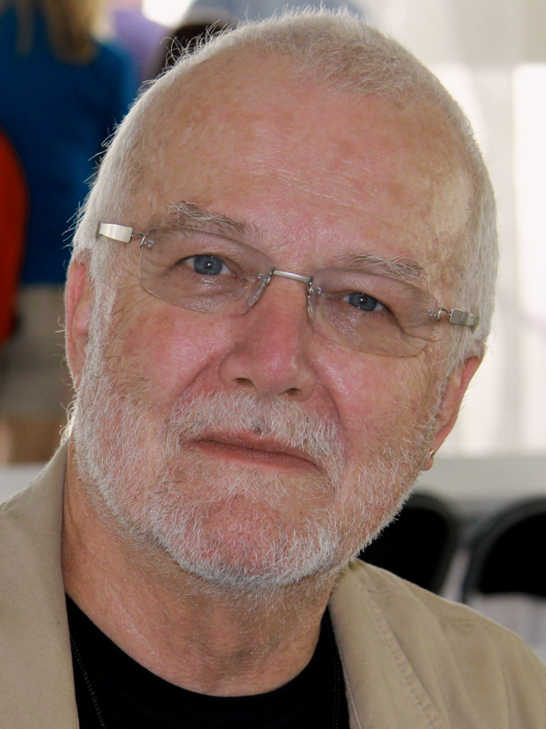 Russell Banks at the 2011 Texas Book Festival.